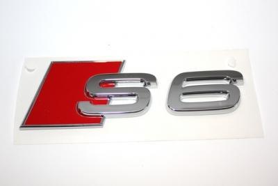 Audi S6 emblem