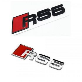 audi rs5 emblem