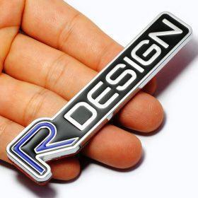 volvo r design emblem